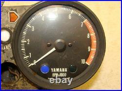 1973 Yamaha TX750 TX 750 Y221 gauges gauge set cluster tach speedo