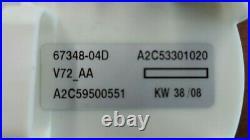 2004-2013 Harley Davidson Touring OEM Gauges Speedo Tach Gauge Set