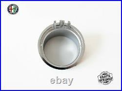 3x Chrom Ring Instrumentenring Alfa Romeo 105 / 115 Spider Giulia Gt Zusatz Neu