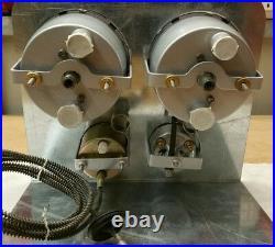 Austin Healey 100 BN1 1953-56 Smiths Full Set Speedo Tacho Oil Temp Fuel Gauge