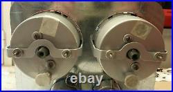 Austin Healey Sprite Frog Eye Mk1 1958/60 Smiths Set Speedo Tacho Fuel Gauge