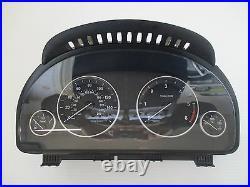 Bmw F15 X5 F13 X6 2013-2016 Clock Set Speedo Dash Cluster Pn 9339696 Warranty
