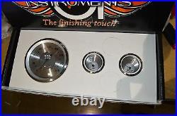 Classic Instruments All American Original Series 6 Gauge Set AW51SRC Speedo KPH