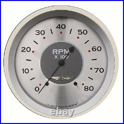 Classic instruments all american original series 6 gauge set aw51src speedo tach