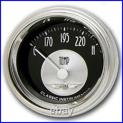 Classic instruments all american tradition series 6 gauge set at51slc speedo