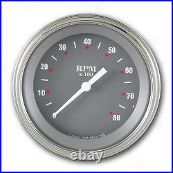 Classic instruments sg series 3 3/8 inch speedo sg03slf 3 gauge set flat glass
