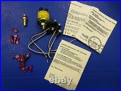Marshall 6 Gauge Set Comp 2 LED Electric Speedo Black Dial SS Bezel Sport Comp