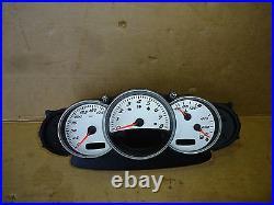 Porsche BOXSTER 986 3.2 S CLOCK SET 986 SPEEDO MH03 TFA 986.641.217.02 FHB