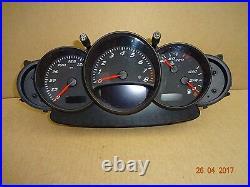 Porsche BOXSTER 986 CLOCK SET PORSCHE BOXSTER 986 SPEEDO 986 GAUGES RF02XMT