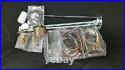 Tan 5 quad set with programmable speedo