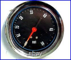 Vintage Kiekaefer Mercury Mercruiser Gauges Instruments Tach Speedo Amps Fuel
